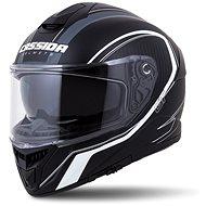 CASSIDA Integral GT 2.0 Reptyl,  (černá/bílá) - Helma na motorku