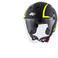 KAPPA KV26 DAKOTA černá - Helma na motorku