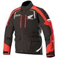 ALPINESTARS ANDES Drystar HONDA Collection (Black/Red) - Motorcycle jacket