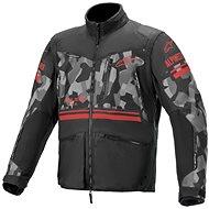 ALPINESTARS VENTURE R 2021 (šedá camo/červená fluo/černá) - Bunda na motorku