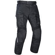 OXFORD ADVANCED ZKRÁCENÉ CONTINENTAL (černé) - Kalhoty na motorku