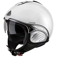 AIROH TROY TO14 - jet bílá helma  - Helma na motorku