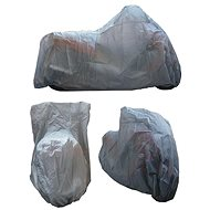 A-PRO WATER-PRO Motorcycle Cover, Grey - Motorcycle cover