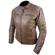 Cappa Racing dámská DALLAS  kožená hnědá - Bunda na motorku