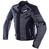 Cappa Racing HATCH textilní šedá/černá - Bunda na motorku