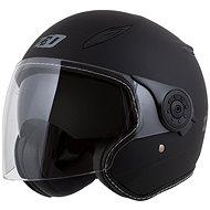 ZED přilba C50,  (černá matná) - Helma na skútr