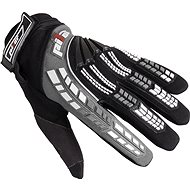 PIONEER pilot, black / gray - Motorcycle Gloves