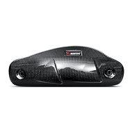 Akrapovič karbonový kryt svodu pro Ducati Hypermotard, Hyperstrada (13-17) - Ochranný kryt