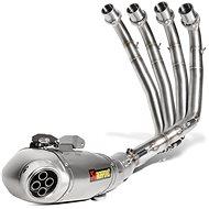 Akrapovič výfukový systém Titanium homologovaný pro Honda CB 650 F, CBR 650 F (14-16)