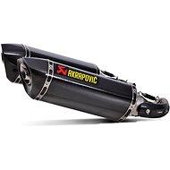 Akrapovič karbonová koncovka výfuku pro Ducati Monster 1100/1100S (09-10), 696 (08-14), 765/795 (10-