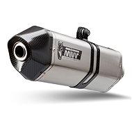 Mivv Speed Edge Stainless Steel / Carbon Cap pro Ducati Multistrada 1200 (2010 > 2014)
