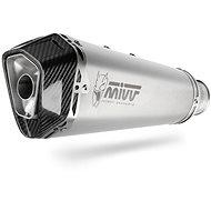 Mivv Delta Race Stainless Steel / Carbon cap pro Ducati Scrambler 800 (2015 >)