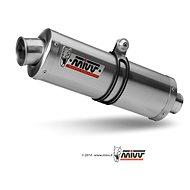 Mivv Oval Stainless Steel pro Honda XLV Transalp 700 (2008 > 2013)