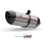 Mivv Suono Full Titanium / Carbon Cap pro Kawasaki ZX-6 R (2009 > 2016)