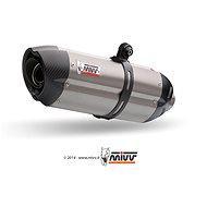 Mivv Suono Full Titanium / Carbon Cap pro Suzuki GSX-R 600 (2008 > 2010)