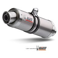 Mivv GP Titanium pro Triumph Speed Triple (2005 > 2006)