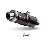 Mivv GP Black Stainless Steel pro Triumph Speed Triple (2016 >)