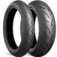 Bridgestone Battlax BT-016 PRO 160/60 R17 69 W - Motorbike Tyres