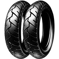 Michelin S1 100/90 -10 56 J - Motor Scooter Tyres