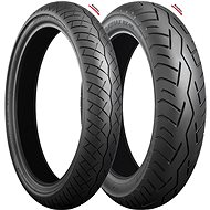 Bridgestone BT 45 110/70/17 TL,F,G 54 H - Motopneu