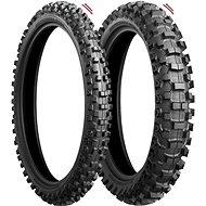 Bridgestone M 203 70/100/17 TT, F 40 M - Motorbike Tyres