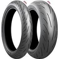 Bridgestone S 22 120/70/17 TL, F 58 W - Motorbike Tyres