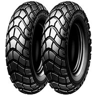 Michelin Reggae 130/90/10 TL,F/R 61 J - Pneu na skútr