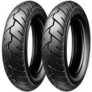 Michelin S1 100/80/10 TL,TT,F/R 53 L - Pneu na skútr