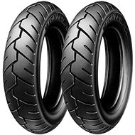 Michelin S1 80/90/10 TL,TT,F/R 44 J - Pneu na skútr