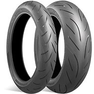 Bridgestone S 21 190/55/17 TL, R 75 W - Motorbike Tyres