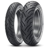 Dunlop American Elite MU/85/16 TL,R,B,NW 77 H - Motopneu