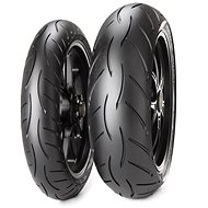 Metzeler Sportec M5 Intermediate 150/60/17 TL, R 66 H - Motorbike Tyres