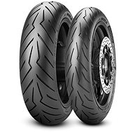 Pirelli Diablo Rosso Scooter 160/60/14 TL, R 65 H - Motor Scooter Tyres