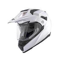 KAPPA KV30 Enduro (bílá) - Helma na motorku
