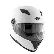 KAPPA KV27 Denver Basic (bílá) - Helma na motorku
