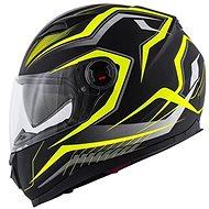 KAPPA KV27 Denver (černo - žlutá) - Helma na motorku