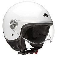 KAPPA KV28 Miami (bílá) - Helma na motorku