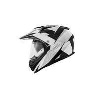 KAPPA KV30 Enduro Flash (černá) - Helma na motorku