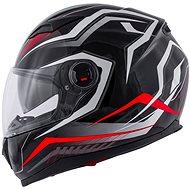 KAPPA KV27 Denver (černo - červená) - Helma na motorku