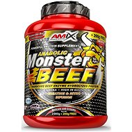 Amix Nutrition  Anabolic Monster Beef 90% Protein, 2200g  - Protein