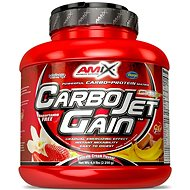 Amix Nutrition CarboJet Gain, 2250g - Gainer