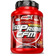 Amix Nutrition IsoPrime CFM Isolate, 1000g - Protein