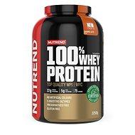 Nutrend 100% Whey Protein, 2250g - Protein