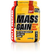 NUTREND MASS GAIN, 1000g - Gainer