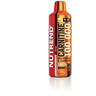 NUTREND CARNITINE 100000, 1000ml - Fat burner