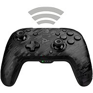 PDP Faceoff Wireless Controller - černý - Nintendo Switch
