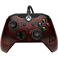 PDP Wired Controller - Crimson Red - Xbox