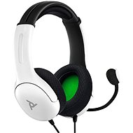 PDP LVL40 Wired Headset - bílý - Xbox