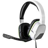 PDP Afterglow LVL3 Stereo Headset - bílý - Xbox One - Herní sluchátka