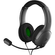 PDP LVL40 Wired Headset - černý - Xbox One